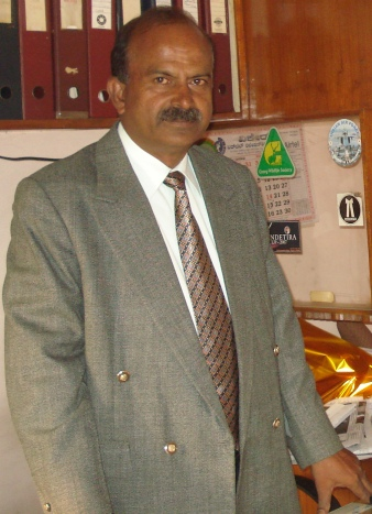 M N Subramani