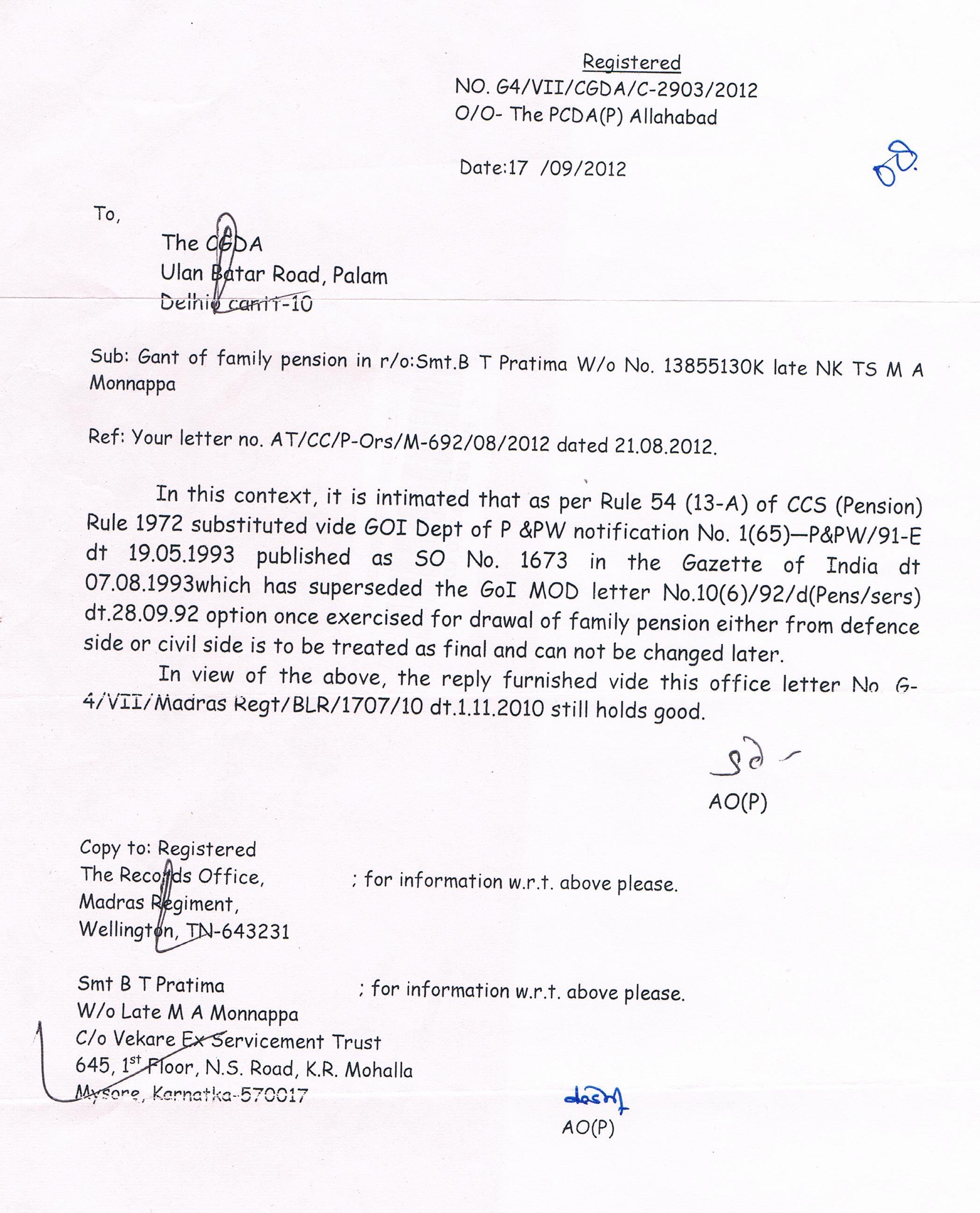 006 PCDA Reply Ltr 17.09.2012